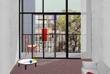 Architectural images and models