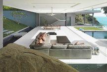 Nice spaces & places / Home design/decor / by Kim Arbios