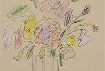 Art - Cy Twombly / by Carol Farrow