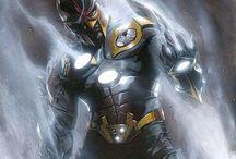 Coole Marvel Zeichnungen