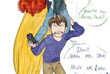Jack frost, httyd, Harry Potter, and  some more fun stuff