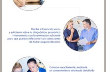 Infografías / ¡Descubre todo lo que quieres saber sobre salud bucodental con nuestras infografías!