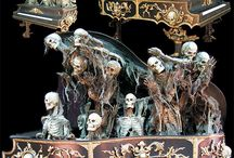 Haunted Houses - Inspiration for Miniatures