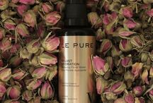 LE PURE Skincare Products / LE PURE's certified organic skincare products