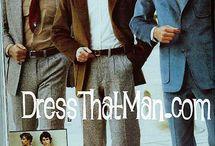 men's vintage clothing