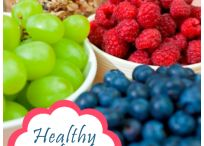 Healthy Snack Idea / Ideas, recipes, inspiration for healthy snacks / by Girls on the Run South Hampton Roads, VA