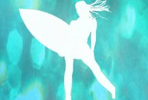 Surfer Girl / by Magwheels3117