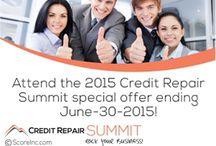Credit Repair Summit Event Information / Information on Score Credit Repair Summit 2015