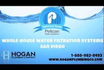Whole House Water Filtration Systems San Diego 1(888) 982-8493
