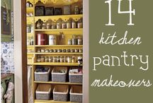 What's in the Pantry? / by Connie Herron
