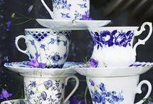 Tea-, kaffekoppar