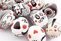 Easter eggs / by Smaro Mos