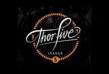 Thor Five League / Comienza la primera edición de Thor Five League Madrid. Una liga deportiva que se desarrollará íntegramente en BOX oficiales de la Comunidad de Madrid.