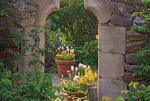 Gardening Ideas Board