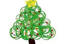 Tvoření Vánoce