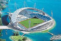 STADIUMS  OF THE WORLD