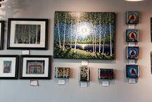 Aaron Kloss Art Shows