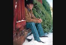 Country Christmas / by Georgia Farmer