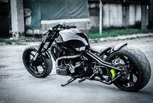Custom Bobber & Chopper