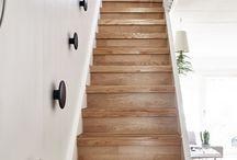 Stair rail ideas
