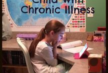 Chronic Illness / Special Needs Homeschool / Resources, information, and encouragement for homeschooling children with chronic illnesses and special needs.