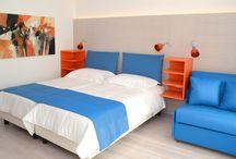 l'albergo / una visita tra gli spazi dell'Hotel President Lignano per curiosare un po'