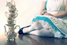 Alice in Wonderland / by Carley Timmerman