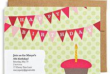 Olivia birthday