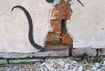 Street Art, fotografie di Pinterest