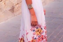 Skirts Maxi ♡