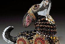 Bead Sculptures