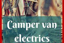 campervan electrics for my mk1 lt31
