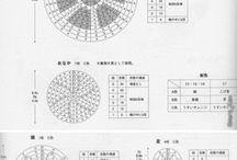 Amigurumi/ knuffels / Haken en breien knuffels