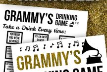 Grammy Awards Party! / Ideas and Inspiration For A Grammy Awards Party!