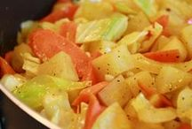 Main Dishes - Vegetable / Paleo main dishes that feature vegetables!