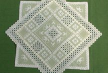 Crafts Embroidery Hardanger