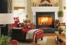 Red furniture ideas