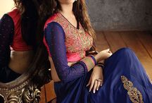 Beautifully Designed Indian Traditional Sarees From http://www.lifestylemegamart.com