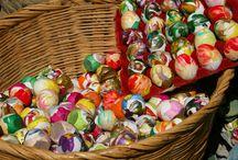Easter / Zwyczaje Wielkanocne na świecie.