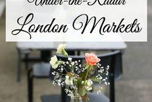 My Market Wish List / Markets on my 'bucket list' to visit