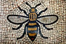 The Manchester Bee / The symbol of Manchester, and a symbol of hope.  All images related to Manchester and The Manchester Bee.