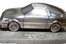 Honda-affiliated ornament