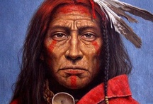 AMERICAN INDIAN ART & PHOTOGRAPHY / by Prairie Flower