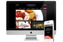 Our Restaurant Website Design / The latest restaurant websites we have designed