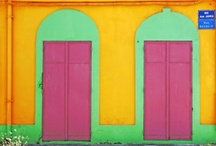 Color my World: Colors of the Caribbean