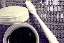 DIY natural hygiene products