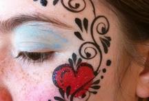 Maquillages cœur