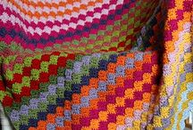 CROCHET: Blankets / YARN CRAFTS: Crochet- Blankets / by Lady Katie