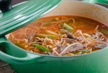 Koreańskie zupy