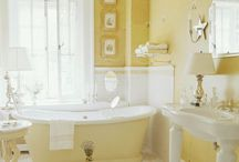 Bathroom Retreat / by Vickie Cooperider
